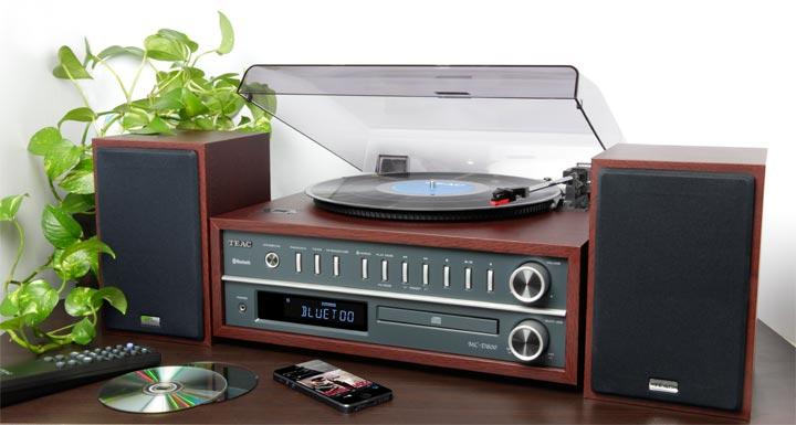 teac accueil mc d800 chaine hi fi bluetooth platine vinyle. Black Bedroom Furniture Sets. Home Design Ideas